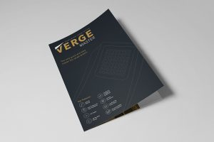 Dry Verge Master A4 Booklet
