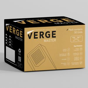 Dry Verge Systems – Branding and packaging design