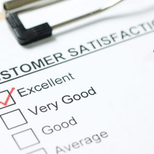 Client Satisfaction Survey Results 2018