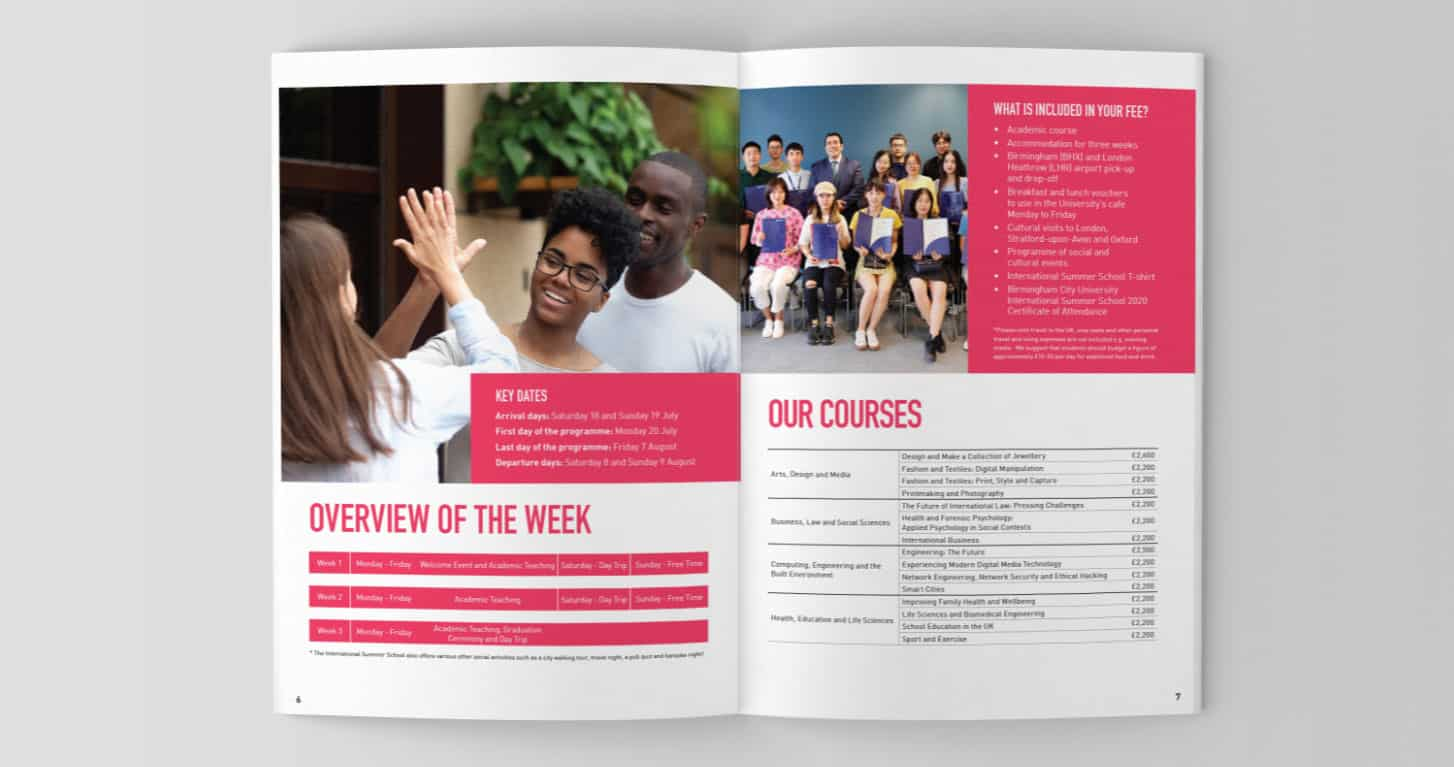 Design for education - Birmingham City University by 52 Degrees North