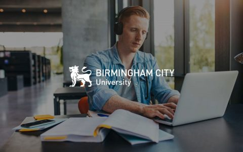 Birmingham City University design partnership with 52 degrees north