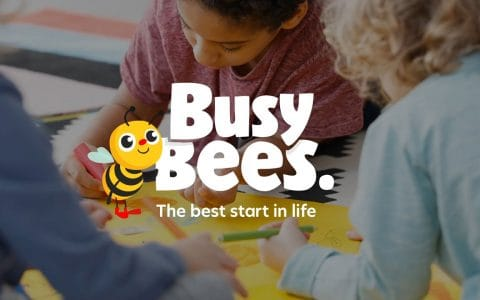 Busy Bees partnership with 52 degrees north