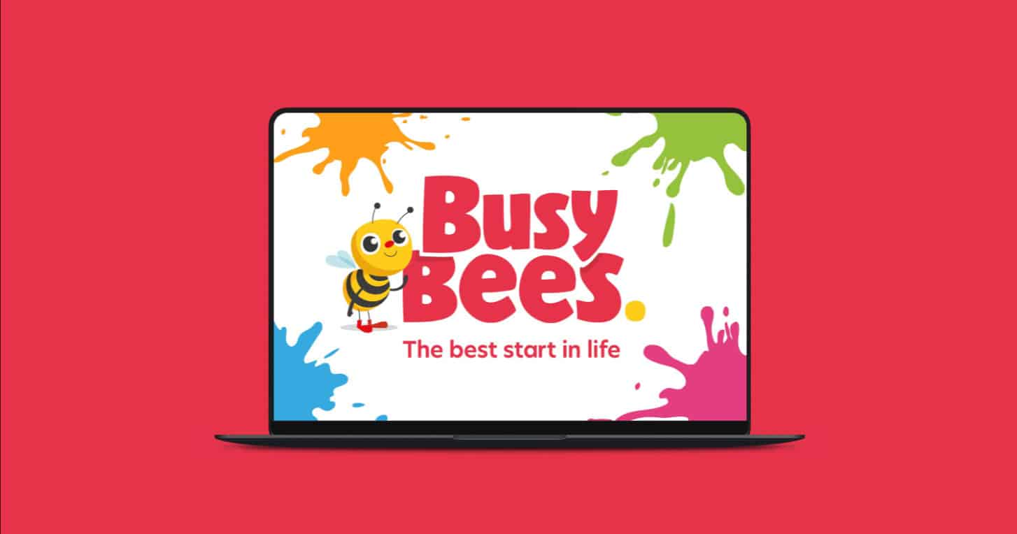 Busy Bees Nurseries Animation Design 52 Degrees North Staffordshire