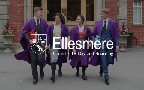 Ellesmere college partnership with 52 degrees north