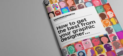How to get the best from your graphic design at 52 degrees north