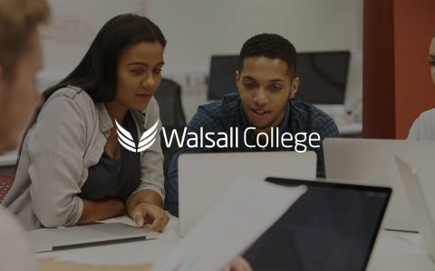 Walsall College partnership with 52 Degrees north
