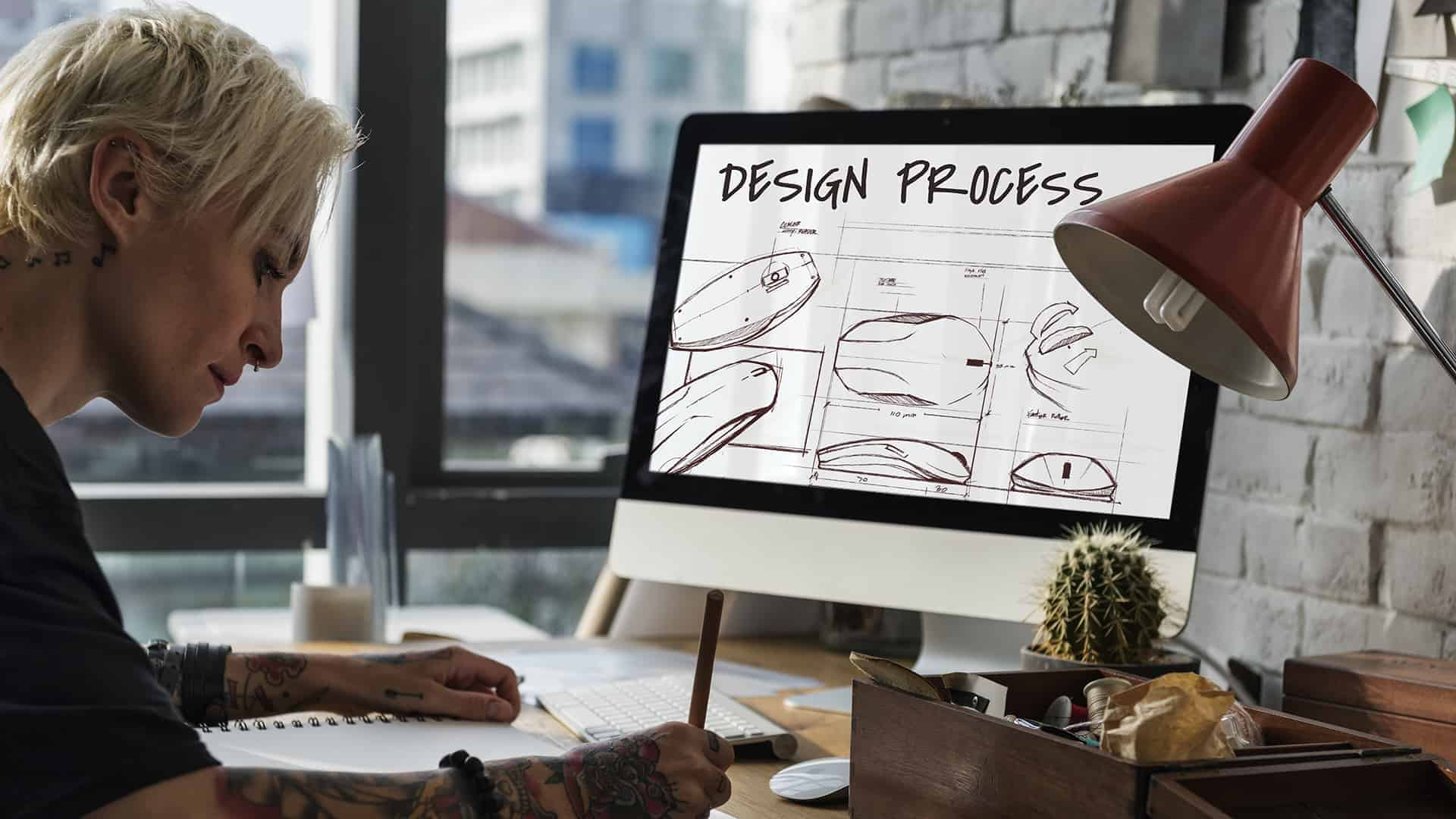 The Professional Logo Design Process for Clients 1